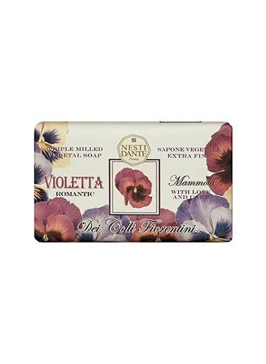Nestidante Nesti Dante Dei Colli Fiorentini Sweet Violet Sabun Temizleyici Renksiz